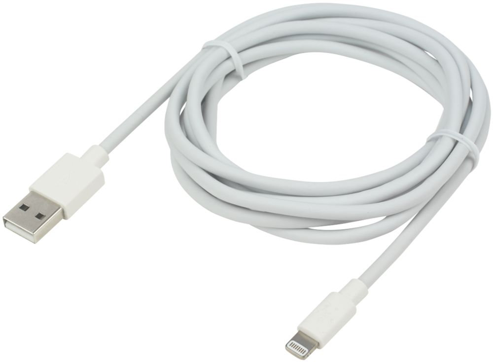 Image of Belkin MIXIT↑ USB-A to Lightning Cable 2m White