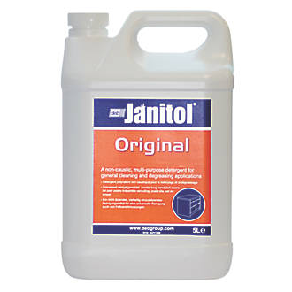 Image of Janitol Original Degreasing Detergent 5Ltr