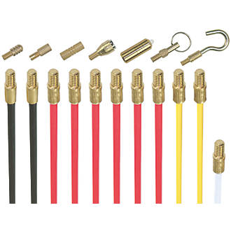 Image of Super Rod Cable Rod Deluxe Set 18Pcs