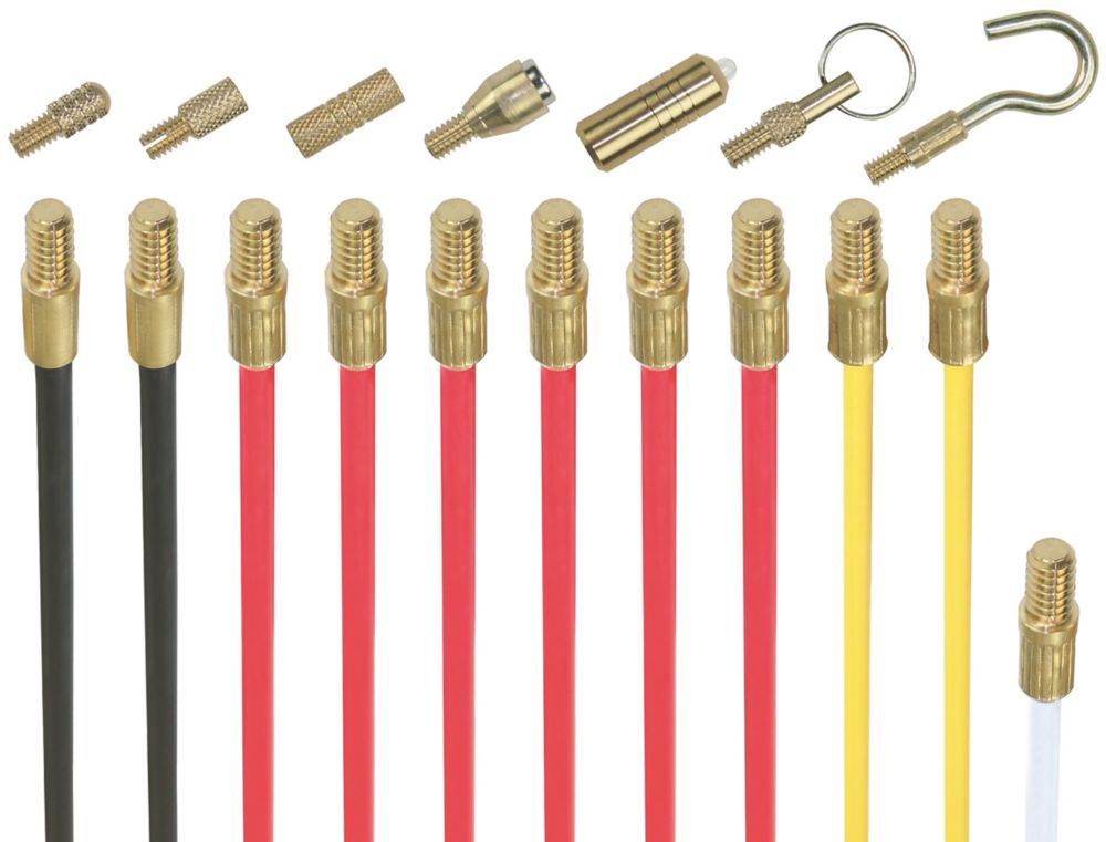 Image of Super Rod Cable Rod Deluxe Set