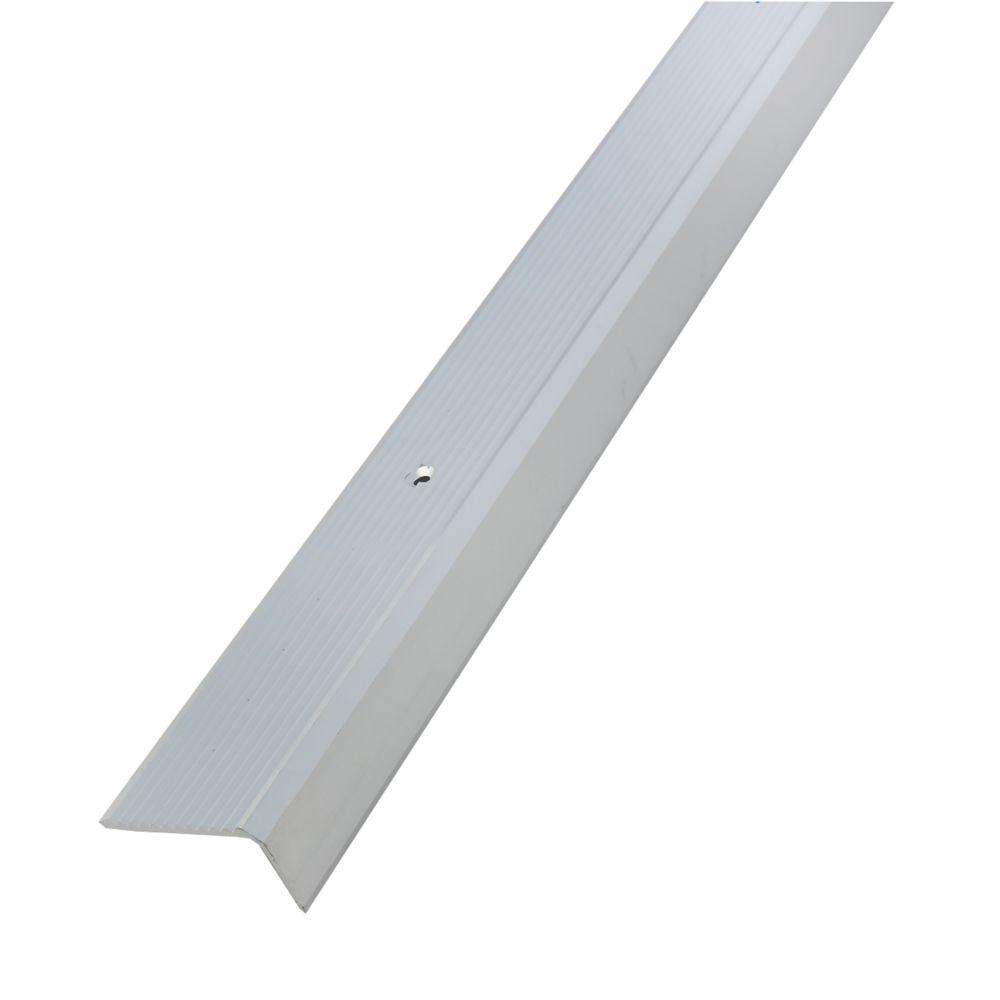 Image of Alfer Anodised Aluminium Angle 41 x 23 x 1000mm