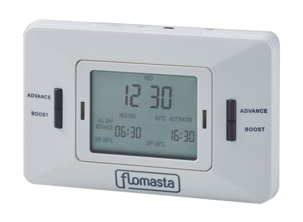 Image of Flomasta 25902SX Two Channel Programmer
