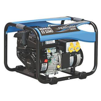 Image of SDMO Perform 3000 3000W Generator 115 / 230V