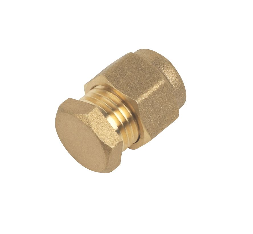 Image of Compression Stop End 8mm