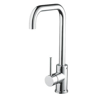 Image of Bristan Lemon Mono Mixer Kitchen Tap Chrome