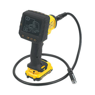 DeWalt DCT410D1-GB 10.8V 2.0Ah XR Li-Ion Inspection Camera ...