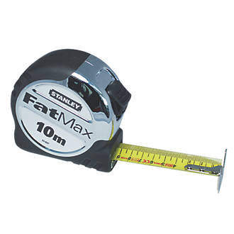 Image of Stanley FatMax 0-33-898 10m Tape Measure