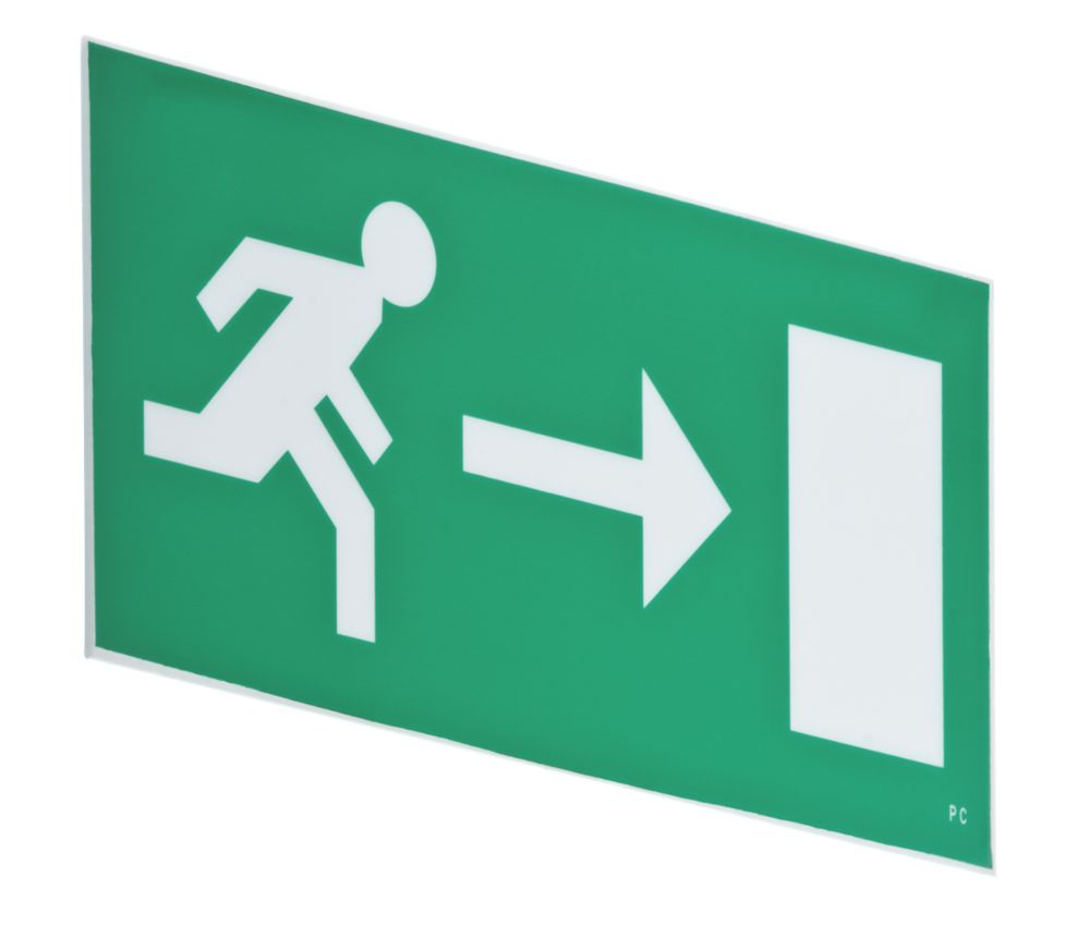 Image of LAP Emergency Exit Right Front Plate