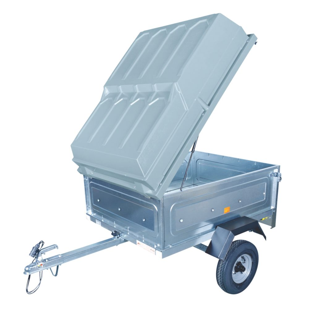 Image of Maypole Lockable ABS Hard Cover for MP6812 Trailer