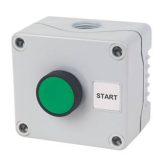 Image of Hylec 1-Way Start Push Button