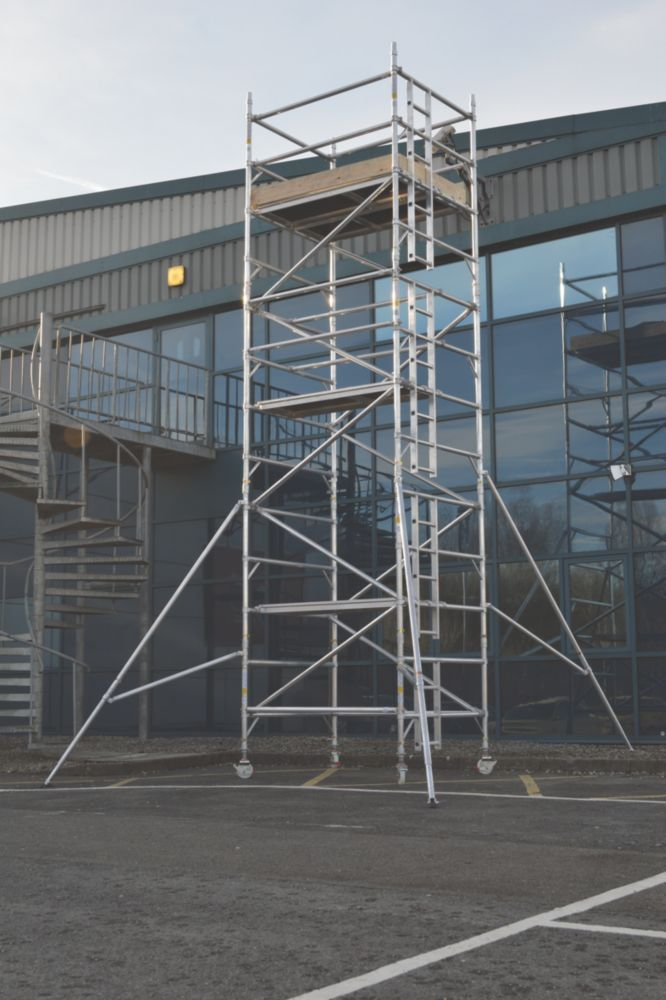 Image of Lyte SF18DW57 Helix Double Width Industrial Tower 5.7m