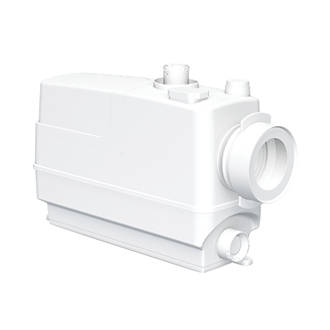 Image of Grundfos Sololift 2 CWC-3 Wall-Hung Macerator 620W 220-240V