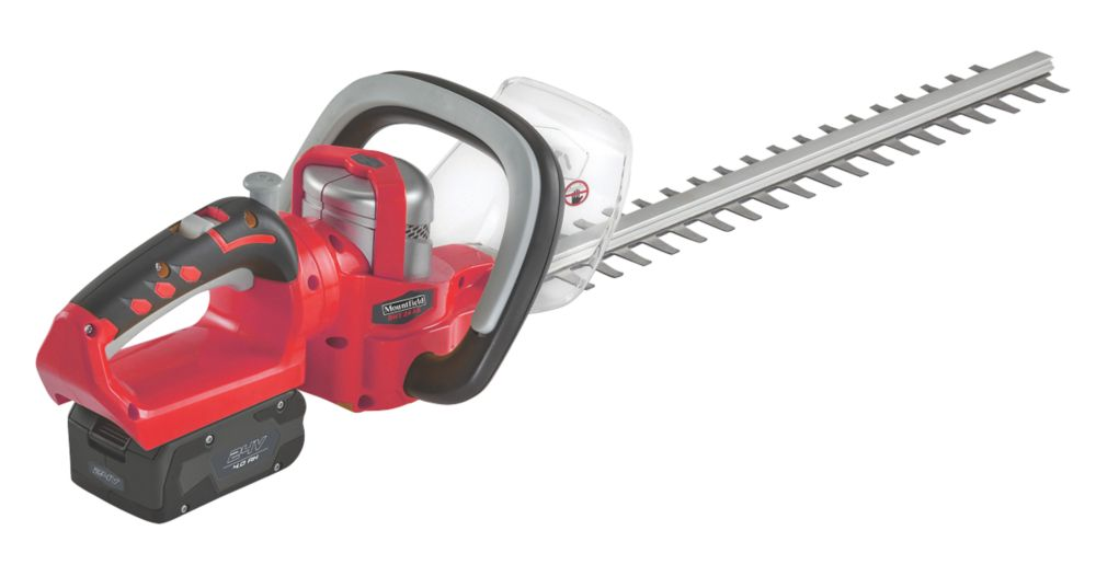 Image of Mountfield 273571123/M18 57cm 24V 2.0Ah Li-Ion Cordless Hedge Trimmer
