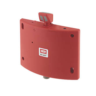 Image of Union DoorSense J-8755 Acoustic Release Hold-Open Unit Red