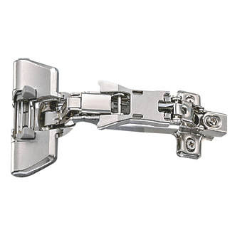 Image of Hafele Steel Clip-On Concealed Hinges 200mm 2 Pack