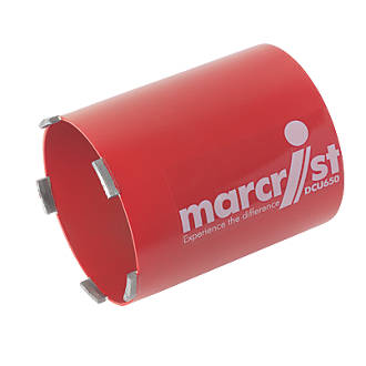 Image of Marcrist Diamond Core Drill Bit 127mm