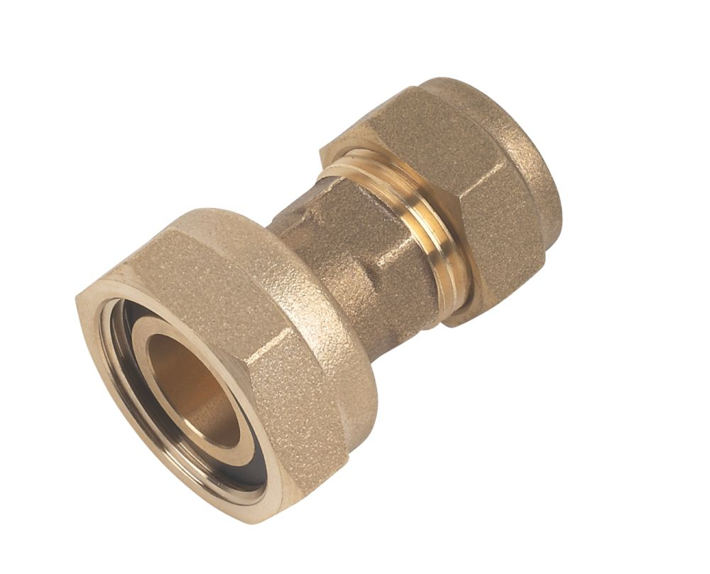 Image of P903SF.2 Straight Tap Connector 15mm x 19mm