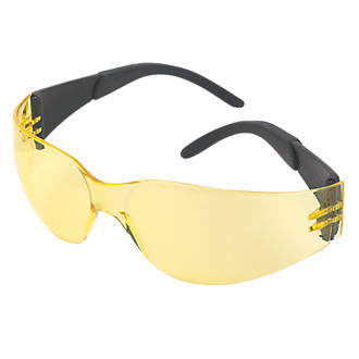 Image of Site 2101 Amber Lens Safety Specs