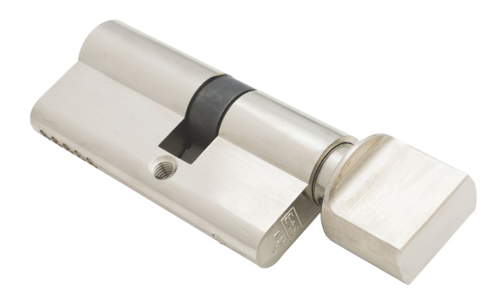 Image of Eurospec 5-Pin Euro Profile Cylinder & Turn 40-35