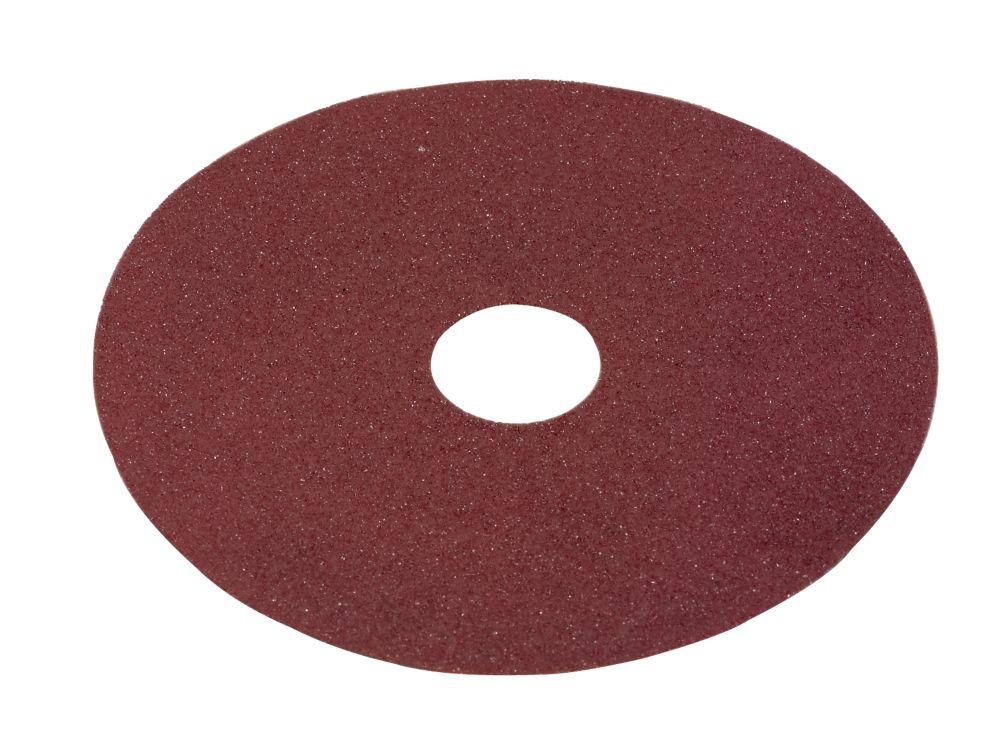 Image of Alox Fibre Disc 115mm 60 Grit Pack of 10