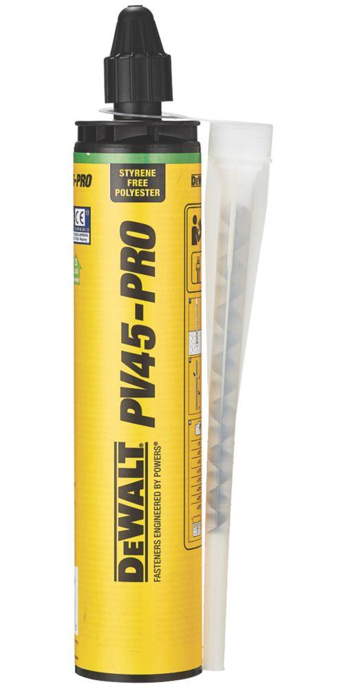 Image of DeWalt PV45-PRO Polyester Resin 300ml