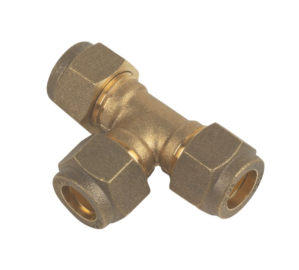 Image of Equal Tee 10mm x 10mm x 10mm