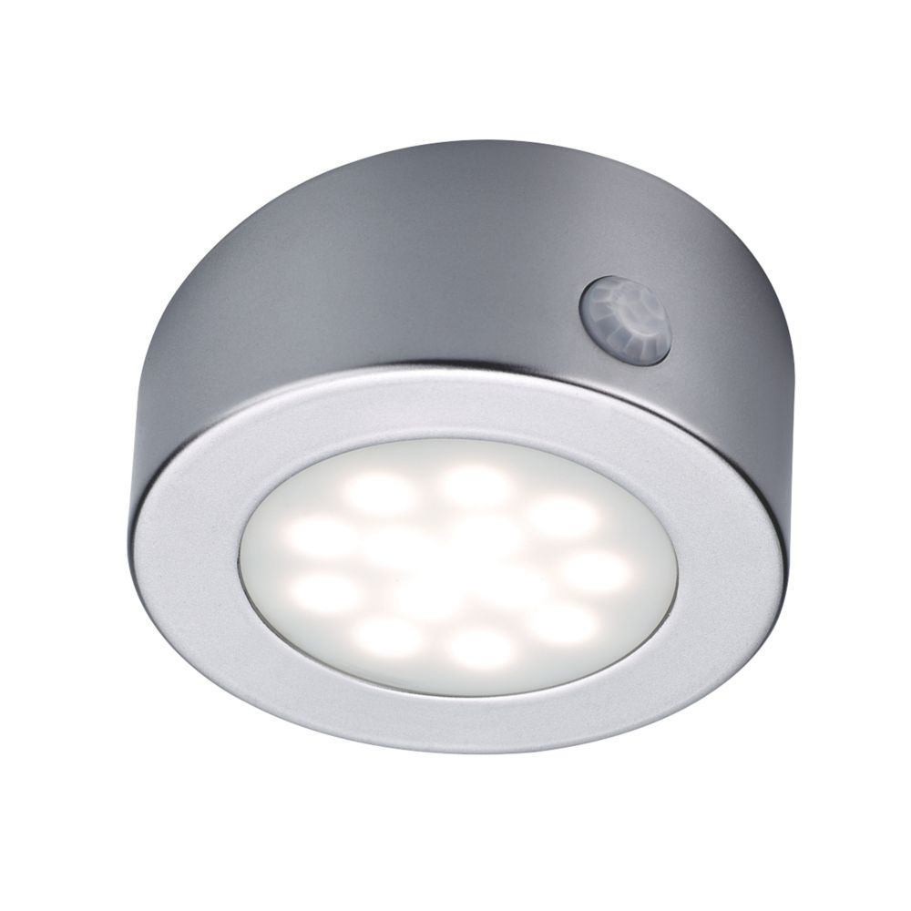 Image of Sensio LED Solus Rechargeable LED Cabinet Light & PIR 0.7W