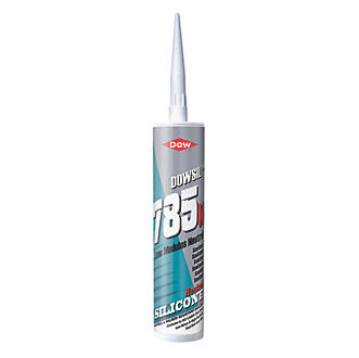 Image of Dow 785N Sanitary Sealant Clear 310ml