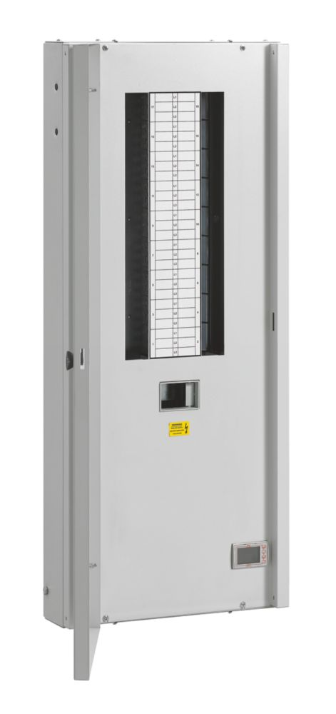 Image of Havells 18-Way 125A Metered TP & N Board without Incomer