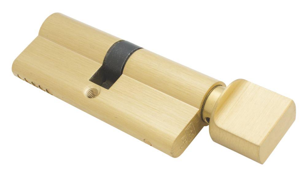 Image of Eurospec 5-Pin Euro Profile Cylinder & Turn 40-40