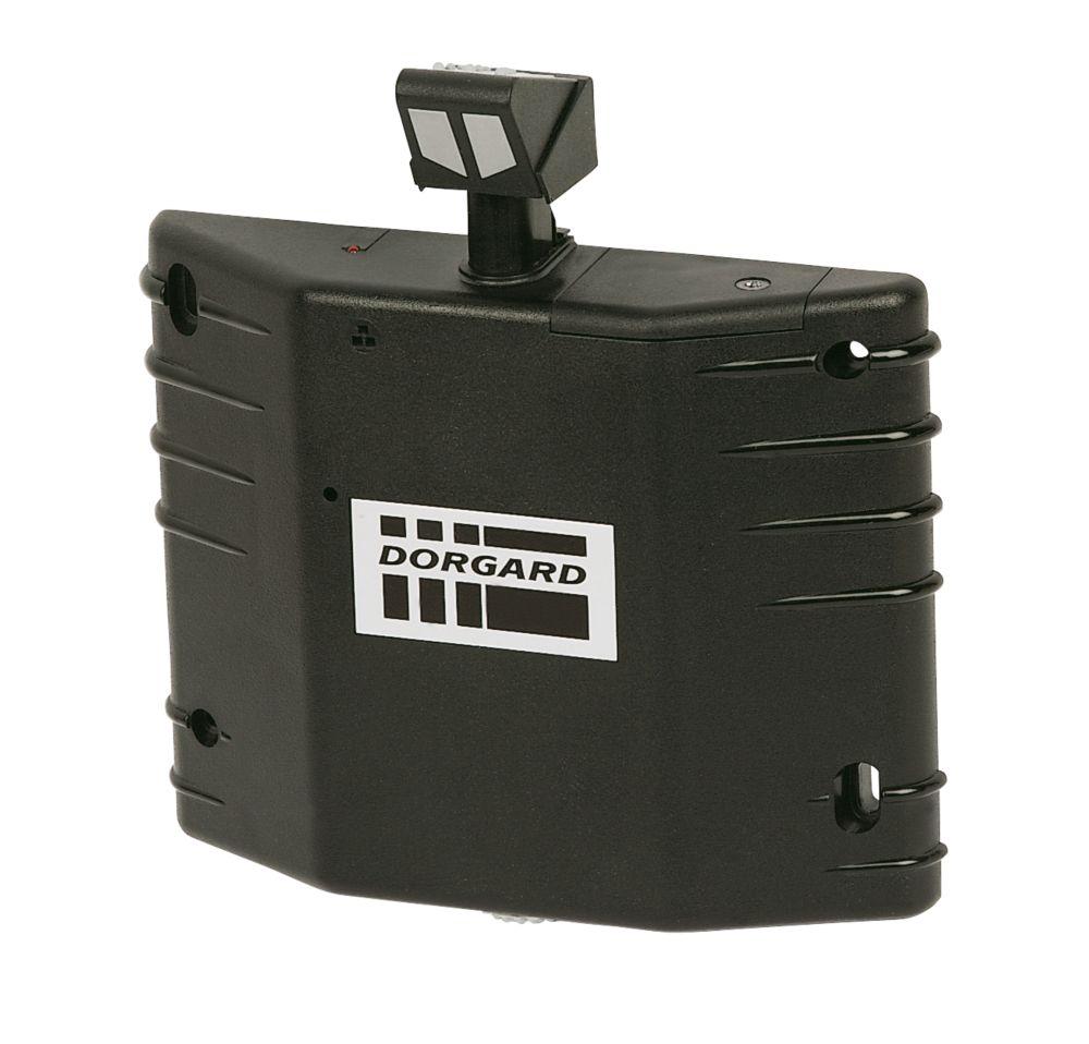 Image of Dorgard LL800 Hold-Open Fire Door Retainer Black
