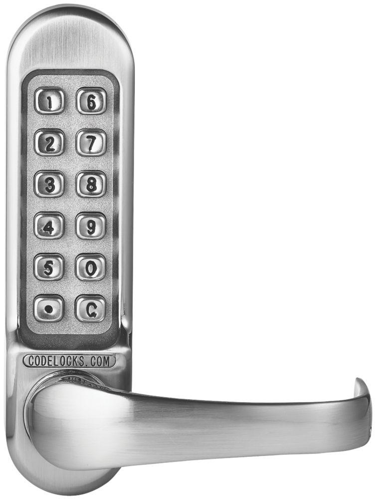 Image of Codelocks Heavy Duty Push-Button Lock