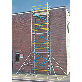 Image of Lyte Double Depth Aluminium Frame Tower