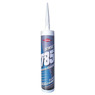 Image of Dow 785+ Sanitary Sealant Clear 310ml
