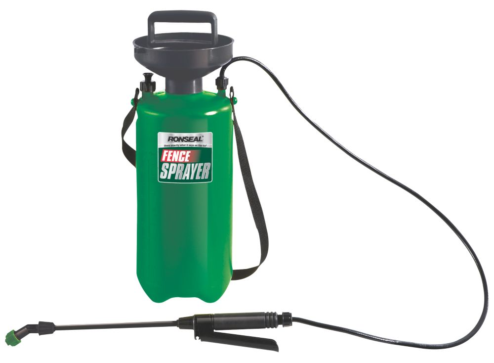 Image of Ronseal Pump Sprayer