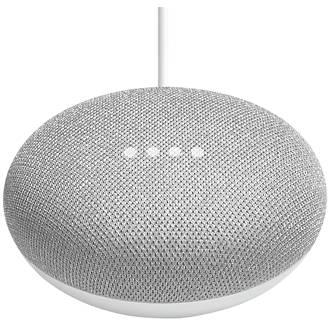 Image of Google Home Mini Voice Assistant Chalk