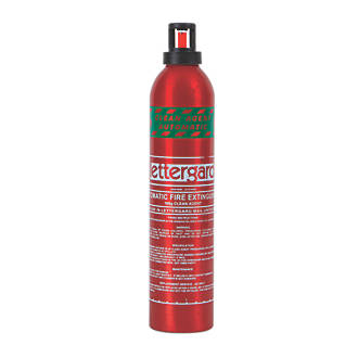 Image of Firechief 112-1044 Dry Powder Automatic Extinguisher for Protected Letterbox 100g