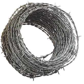 Image of Apollo -Ply Steel Barbed Wire 50m