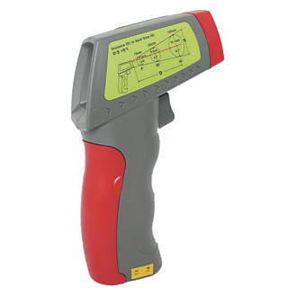 Image of TPI 384a Infrared & Contact Digital Thermometer