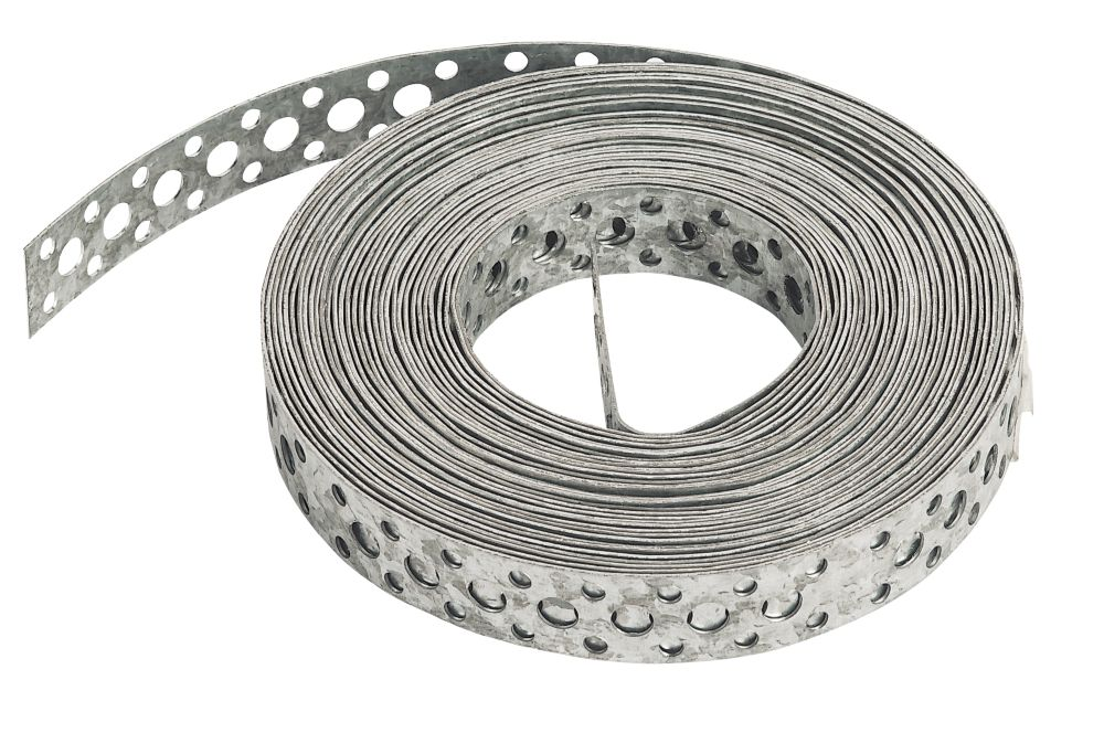 Image of Sabrefix Builders Band Galvanised DX275 20mm x 9.6m