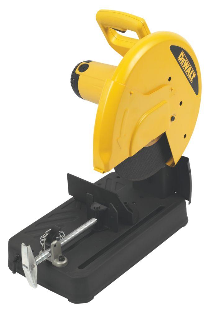 Image of DeWalt D28710-GB 2200W 355mm Chop Saw 230V