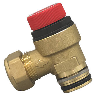 Image of Strom Expansion Relief Valve 15 x 22mm