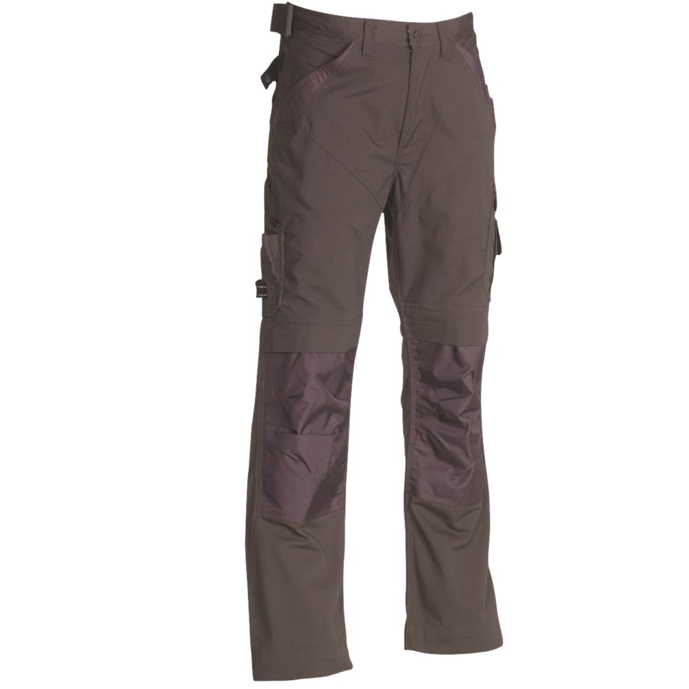 "Image of Herock Apollo Trousers Grey 40"" W 32"" L"
