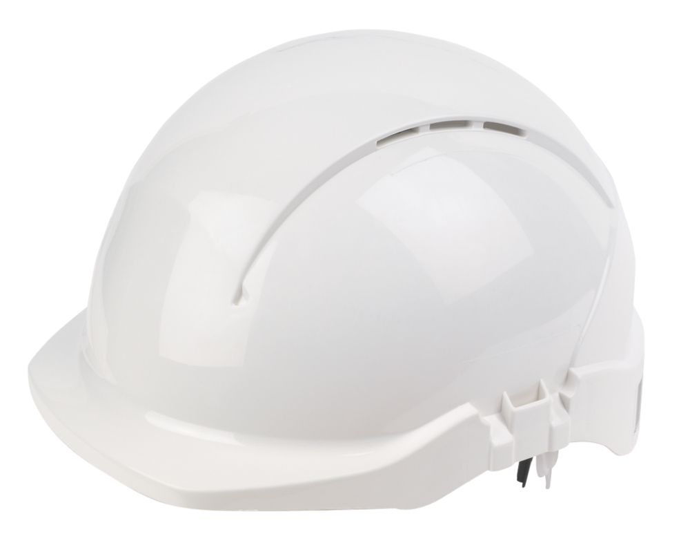 Image of Centurion Concept Roofer Vented Safety Helmet White