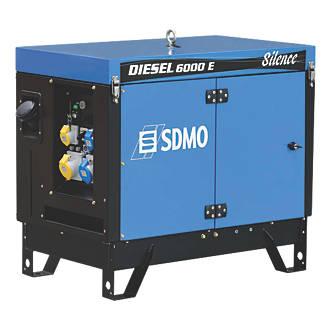 Image of SDMO 6000ES 5200W Portable Generator 110 / 230V