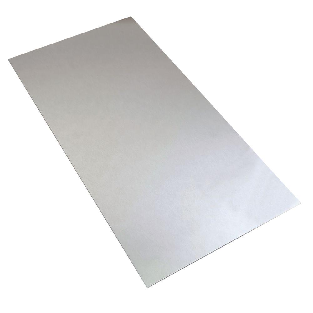 Image of Alfer Metal Sheet Aluminium 250 x 500mm