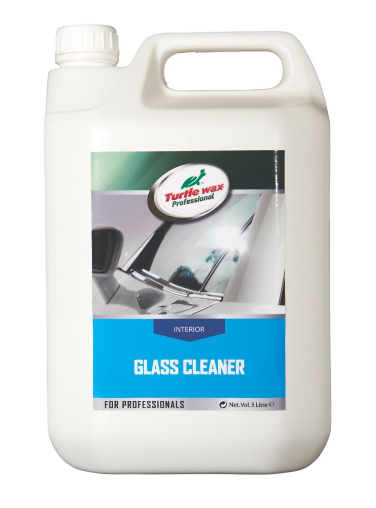 Image of Turtle Wax Glass Cleaner 5Ltr