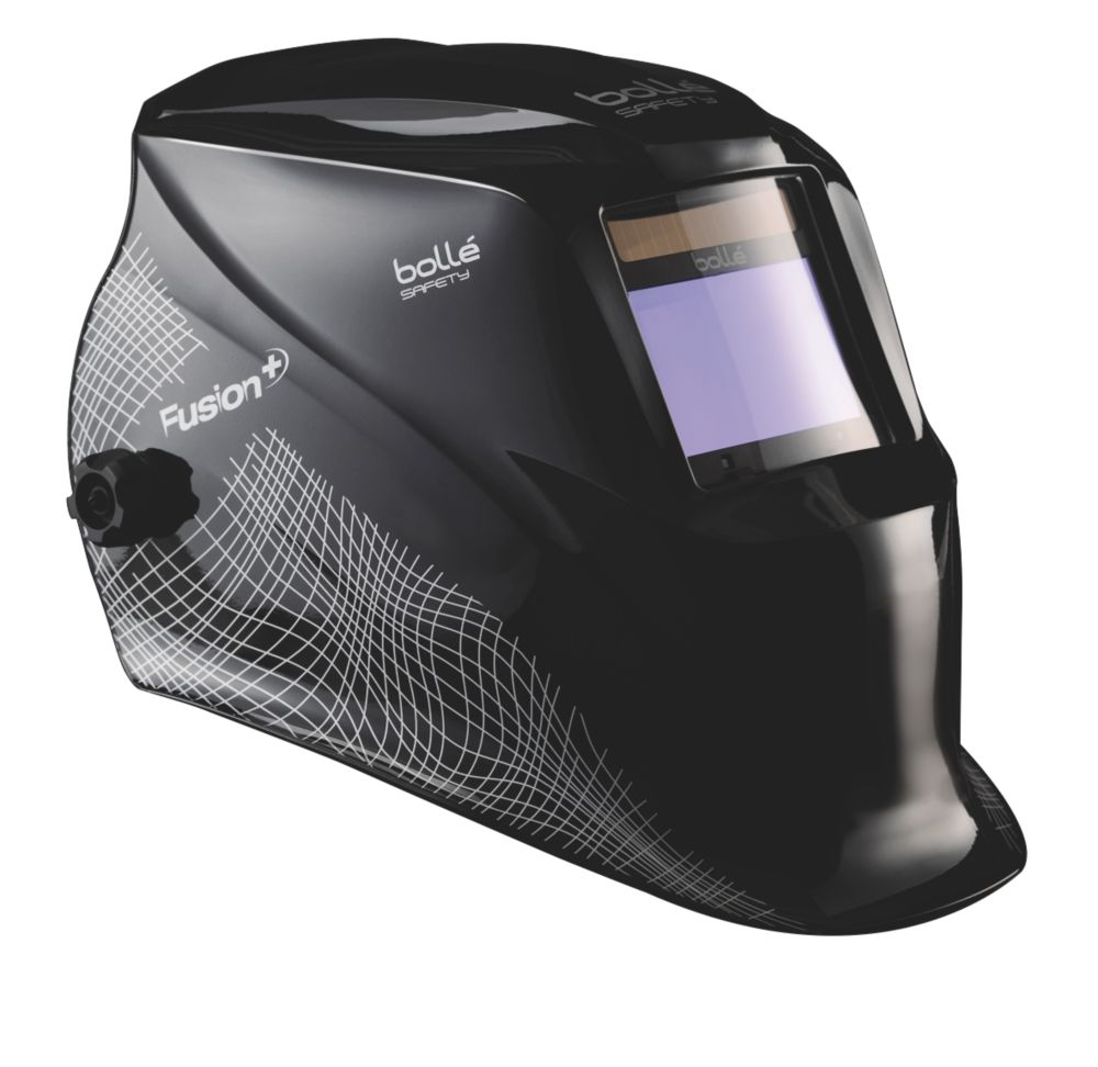Image of Bolle Fusion+ Electronic Welding Helmet Black