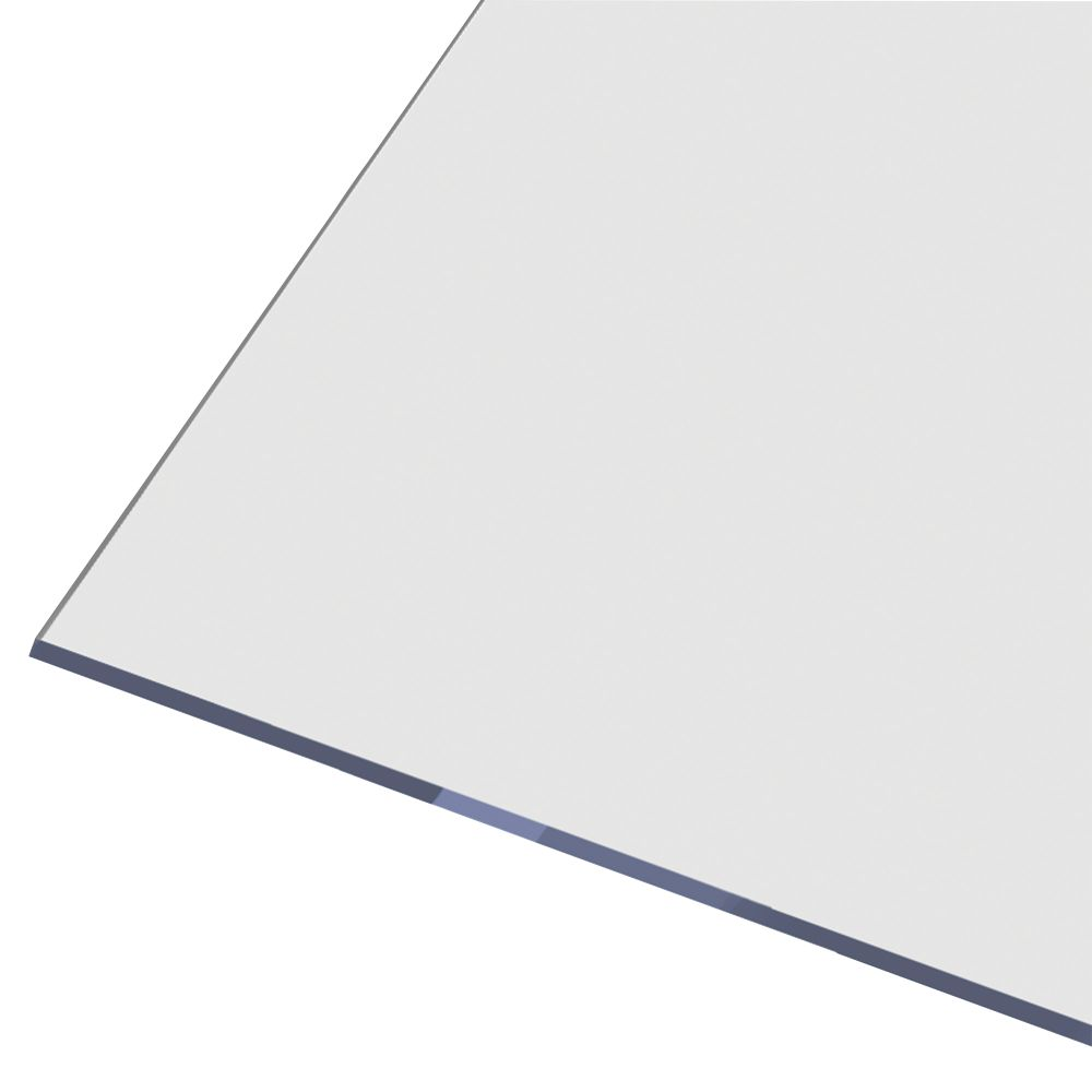 Image of Axgard Polycarbonate Clear Impact-Resistant Glazing Sheet 620 x 1240 x 4mm