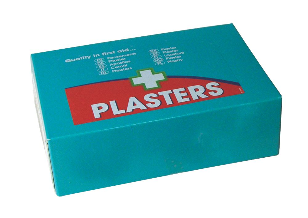 Image of Wallace Cameron Heavy Duty Assorted Plasters 150 Pack